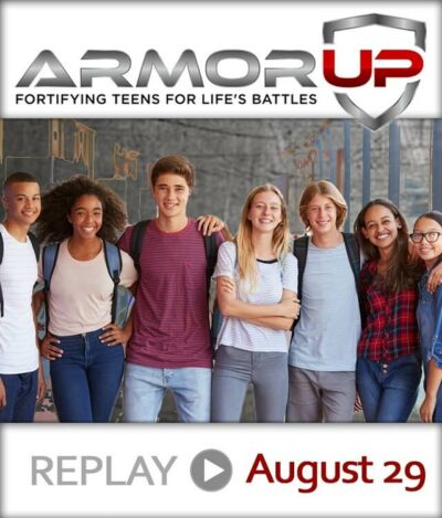 Armor Up - August 29 - Replay